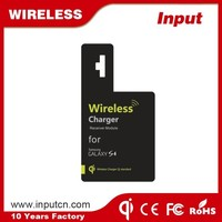 Modern Style qi wireless charging card wireless charger receiver kit for Samsung Galaxy S4