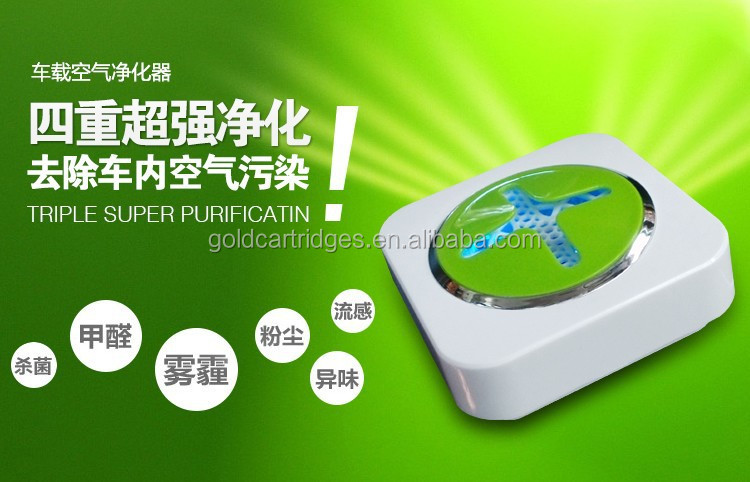 2014 newest mini car purifier