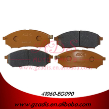 FUGA/Y50 MANUFACTURER BRAKE PAD FOR NISSAN CARS OEM:41060-EG090