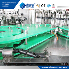 Manufacturer produce carbonated drink filling plants price