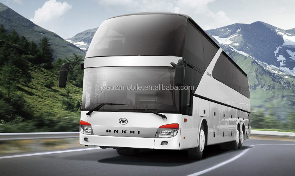 Factory direct selling 3 axles luxury long distance transportation coach bus, tour bus for sale