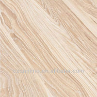 plastic decorative wood laminated flooring