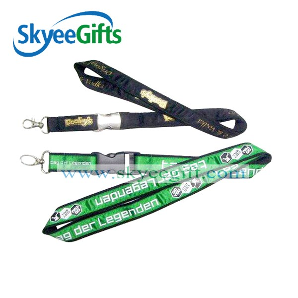 Latest top quality mobile phone lanyard with logo