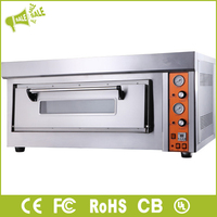gas powered stainless steel 430 commercial pizza oven