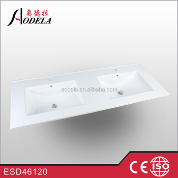 Bathroom Double Wash Basin ESD46120