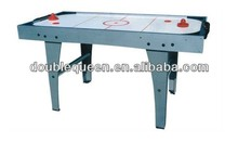 table air hockey with manual scorer