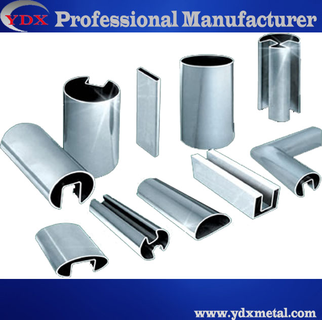 stainless steel special &strage shape pipe