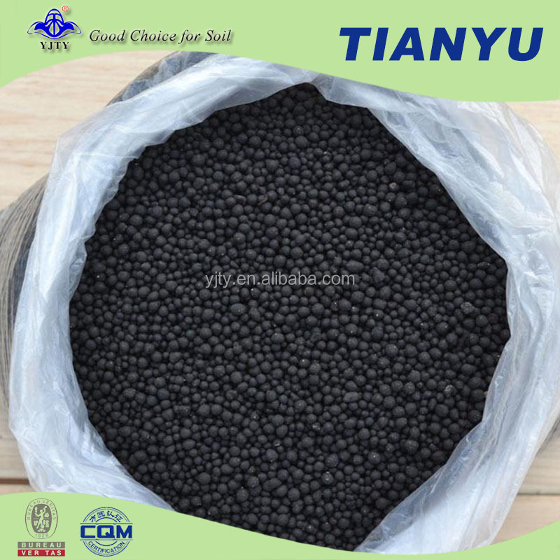 Deep Irrigation Water Soluble Organic Fertilizer Kali Humate