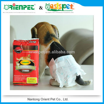 ORIENPET & OASISPET Pet dog baby diapers Ready stocks NTD9981 Pet products