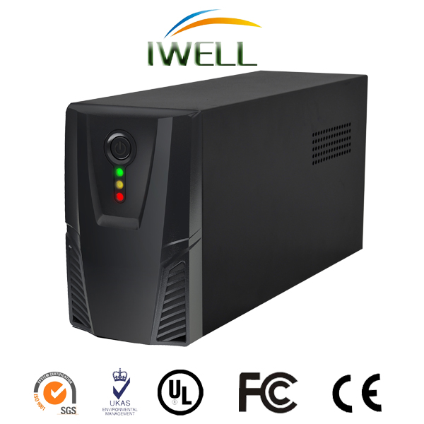 BSY series 400va-1200va offline ups for computer with AVR function uninterrupted power supply