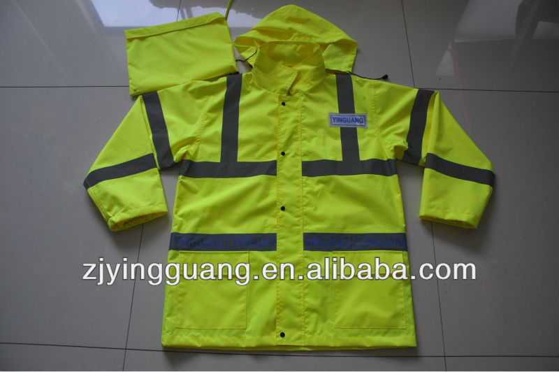 Long Sleeves Safety Work Coverall 100% Cotton Twill Fabric