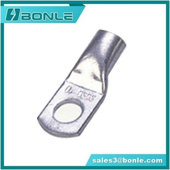 Hot Sale Tinned Ring Type Connecting Terminal