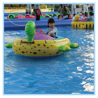 Normal Tube Electric Bumper Boat for Sale water bumper