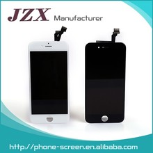 JZX Cheap price chinese phones spares lcd for iphone 6 lcd screen replacement