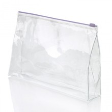 Wholesale Clear PVC Zipper Bag