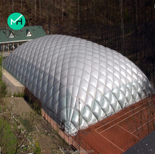 High Quality cheap giant inflatable tennis dome tent for sale