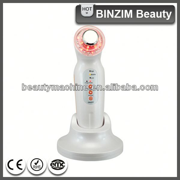 Fashionable lead in nutrtion home use best selling warm and cool beauty device