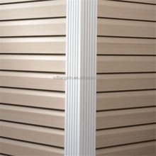 pvc house exterior wall siding hot sale in USA