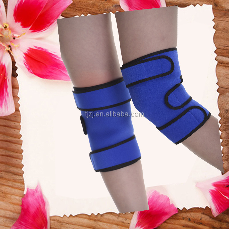 Nano tourmaline pain relief for arthritis neoprene knee brace
