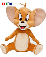 custom of tom and jerry plush toys,custom plush toy