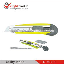 Top-grade Utility Knife of three running blades