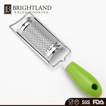 100% Food Grade Stainless Steel Vegetable Grater