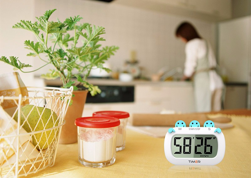 Table electronic sports countdown timer