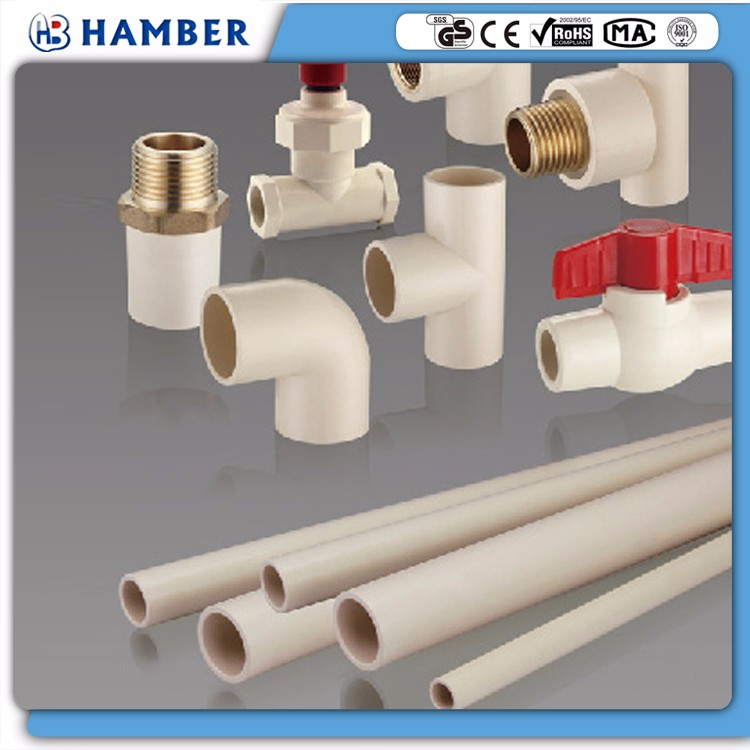 Hamber large diameter pvc pipe and fitting mm low