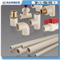 HAMBER large diameter pvc pipe and fitting 200mm 300mm low price 5 inch pvc flexible water hose pipe pvc plastic tube factory