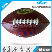 Cheapest promotional PVC rugby ball