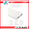 Factory price usb portable battery , lithium battery