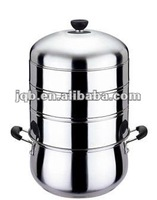 Newest steamer pot with factory price