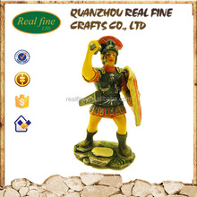 Gifts & Crafts resin craft figurine roman soldiers statue