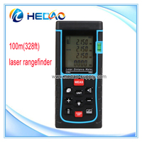 100m wireless distance meter