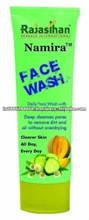 White Cleansing Face Wash