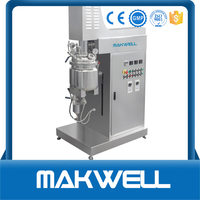 ZJR-5 vacuum homogenizing mixer for food and medicine or chemical