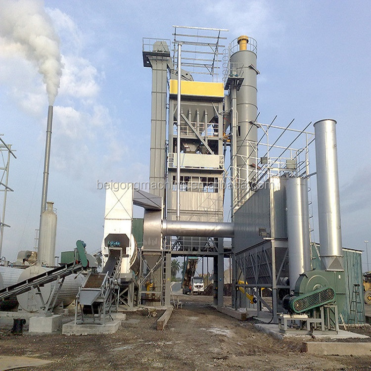 Chinese popular 175t/h automatic asphalt emulsion plant price