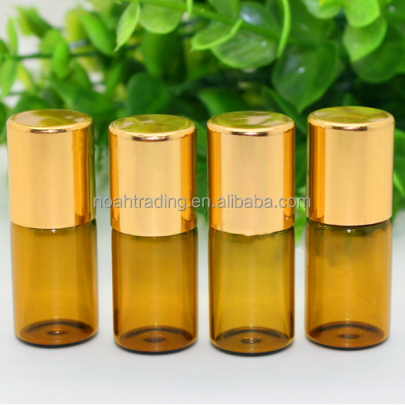 amber clear roll on perfume bottle glass 3ml, 3ml perfume bottle, perfume bottle glass 3ml