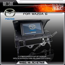 CAR GPS WITSON Special car DVD for MAZDA 6 with GPS