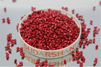 red masterbatch with abs/pet/pp/pe pellets plastic masterbatch\color concentrates from masterbatch manufacturer with low price