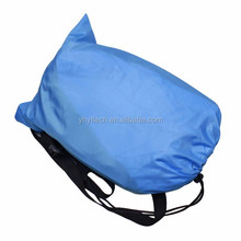 210T Nylon polyester OEM pocket holder tourist novelty durable infaltable bed air sofa