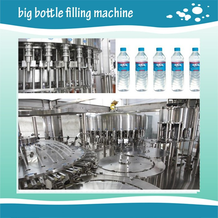 Bottle water /mineral water plant cost/bottled water manufacturing equipment
