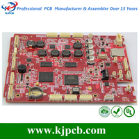 Printing circuit board assembly double side electronic circuit board manufacturer and assembler one stop service