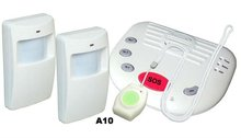 GSM Elderly alarm, Senior Guard security equipment base on GSM phone