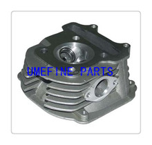 high quality motorcycle cylinder head, scooter cylinder head