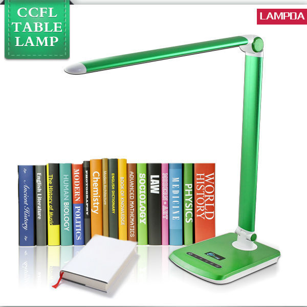 Customized High quality CCFL table lamp Energy saving Hotel crystal table lamp