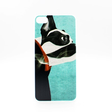 Dog Painted Plastic Phone Case For U20