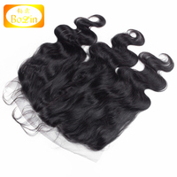Trade Assurance Factory Wholesale 100% malaysian human hair 13x8,13x6 lace frontal piece