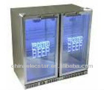 back bar cooler height 840mm