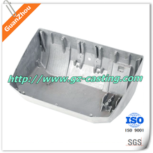 Alibaba express China GUANZHOU foundry OEM custom made die casting automobile motorcycle aluminum case
